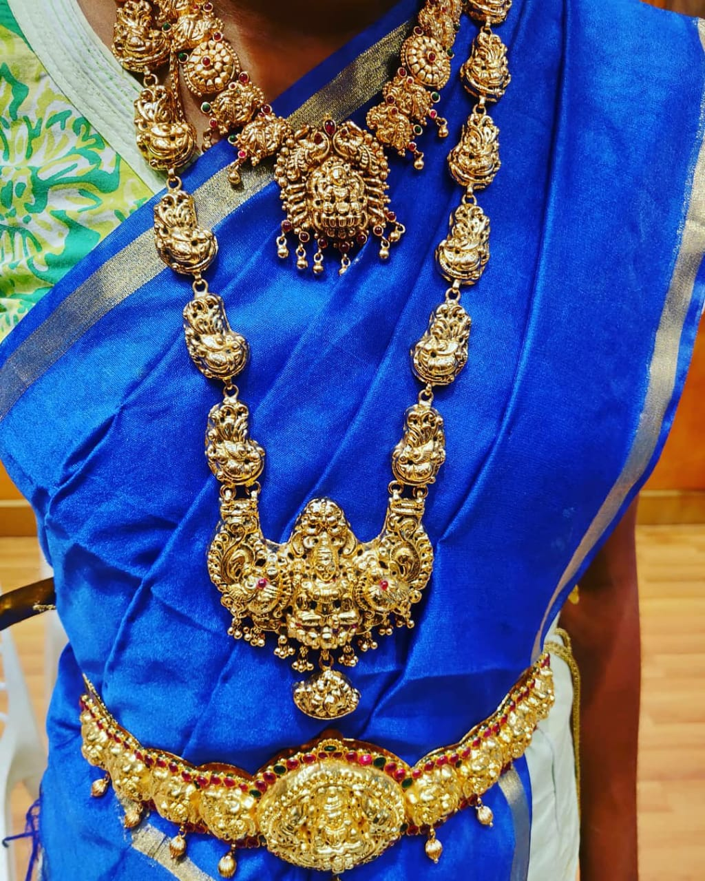 bridal jewellery for rent in t nagar