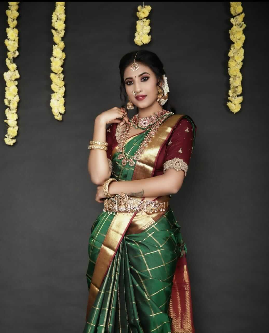antique bridal jewellery for rent in perumbakkam