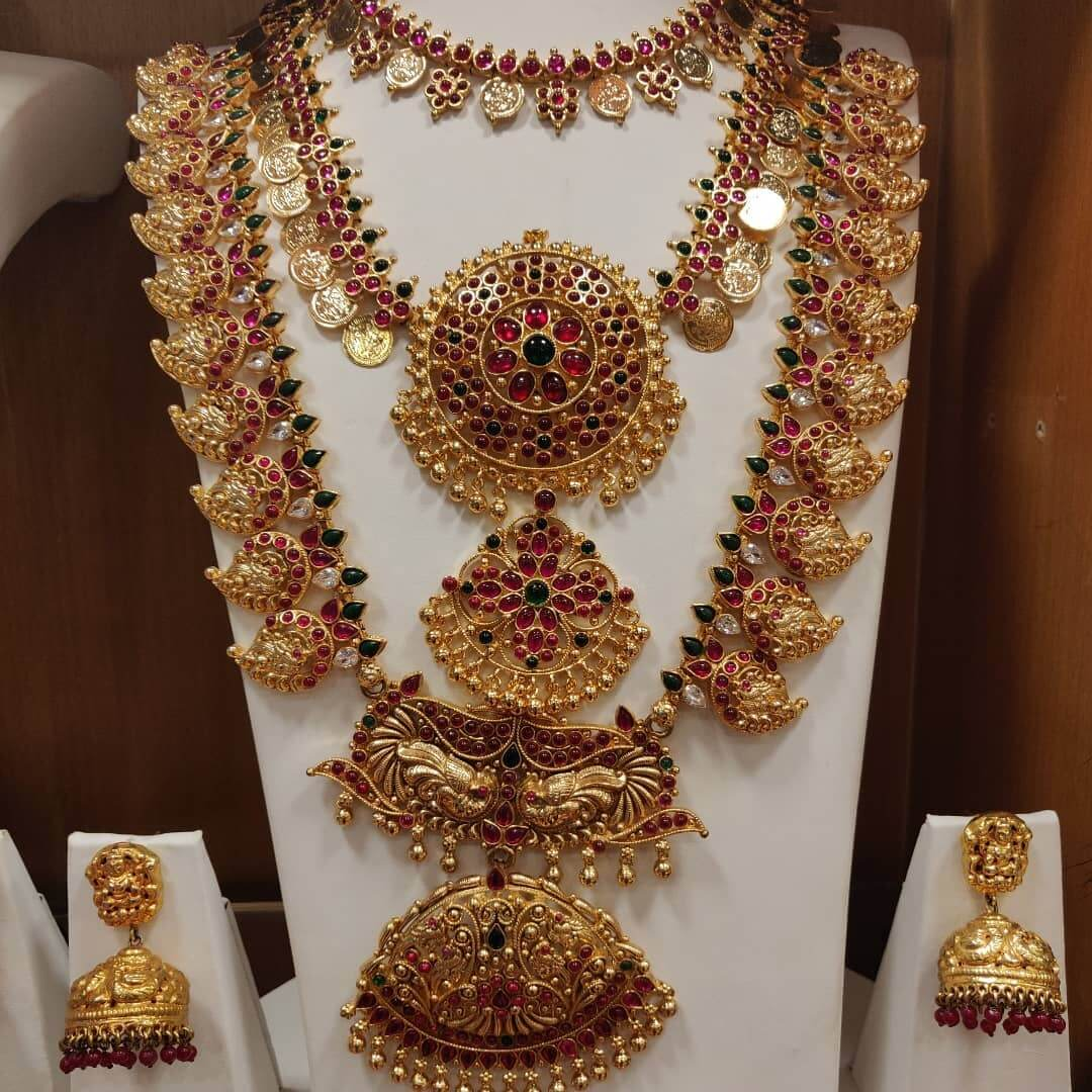 kemp Bridal jewellery for Rent in anna Nagar