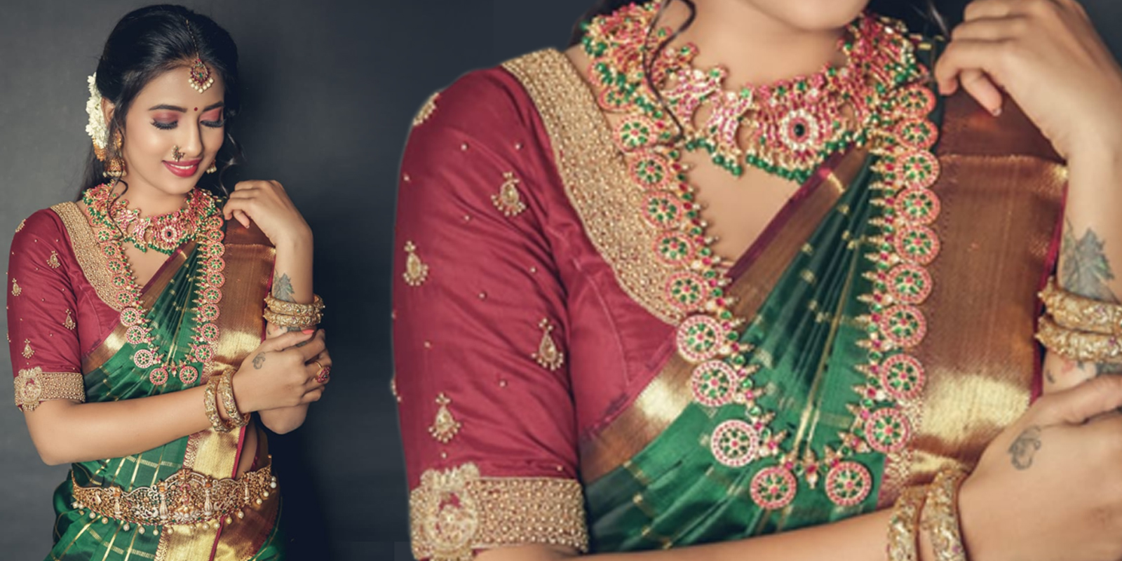 wedding bridal jewellery for rent in perumbakkam