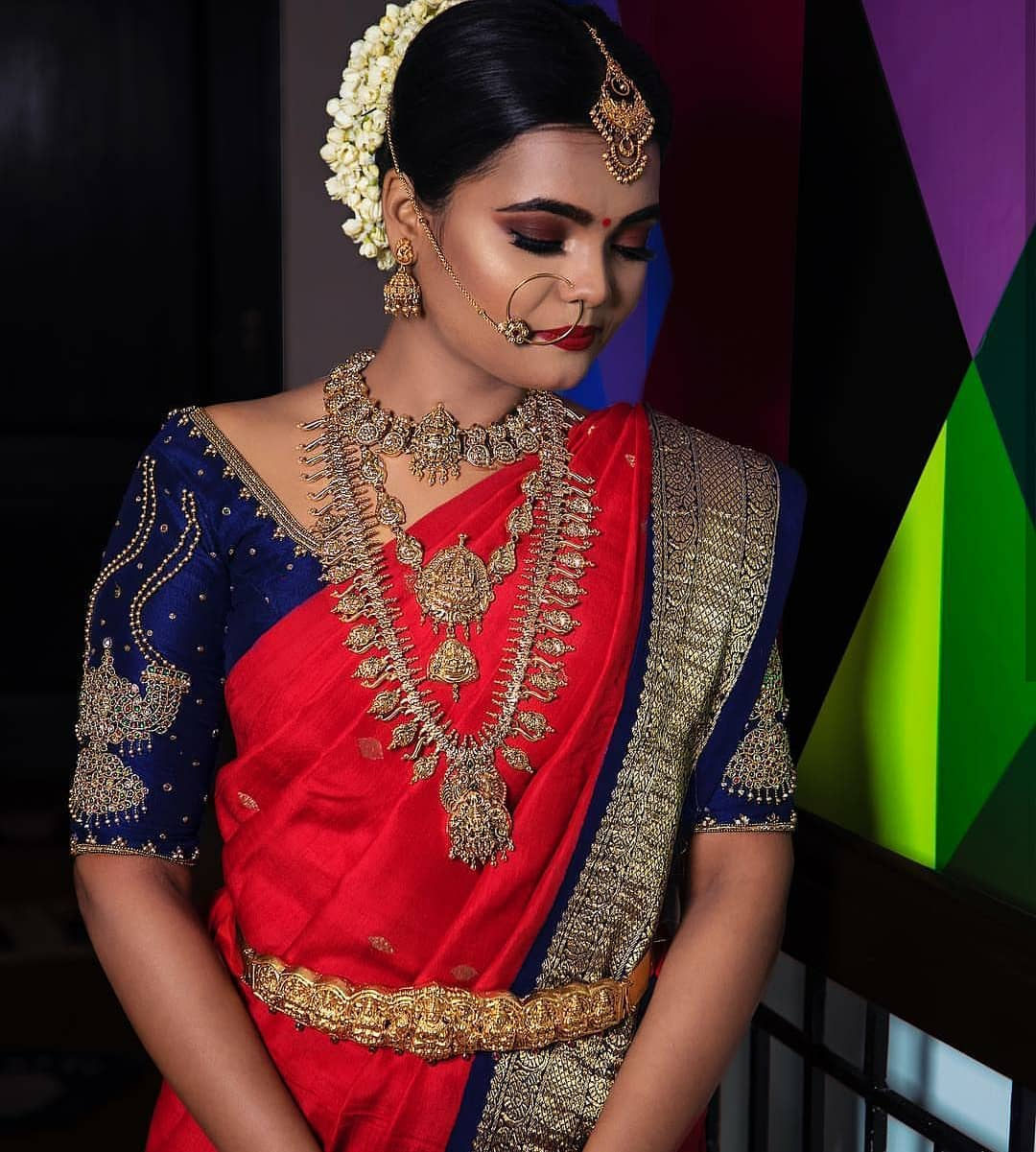nagas bridal jewellery for rent in perumbakkam
